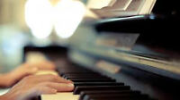 Piano music for beginners only $25/hour
