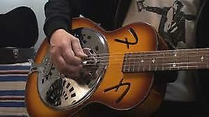 Looking for a round neck resonator, 12 string or classical