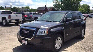 2016 GMC Terrain SLE LOW KMS