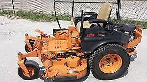 Scag Tiger Cub Zero Turn Riding Mower