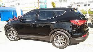 2013 Hyundai Santa Fe SUV, Crossover