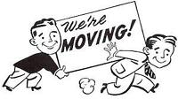Moving Services - we'll do it for you!