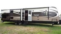 New Trailer Available to Rent for your Family Vacation!