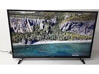 50 INCH 4K ULTRA HD SMART LED TV+BRILLIANT+BUILT IN APPS+WIFI+REMOTE+DELIVERY