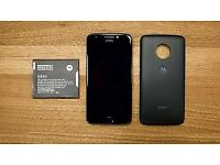 Motorola moto e4 16gb (includes fast charger) (phone inst locked to any carrier )