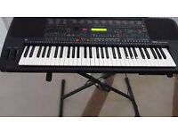 YAMAHA PSR 5700 PROFESSIONAL KEYBOARD FOR SALE OR TO SWAP FOR DIGITAL PIANO