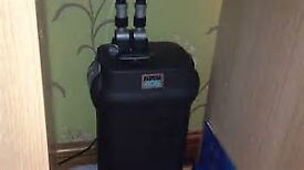 used fluval 405 external filter with hose and pipes kof wembley