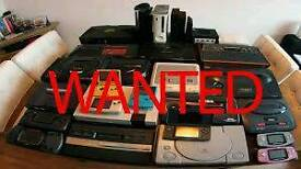 Wanted any old games consoles