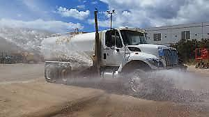 Bulk Water Pool Fill up Delivery Water truck