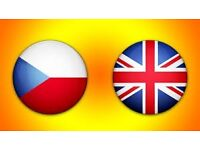 Czech vs. English translation and proofreading services in Bristol