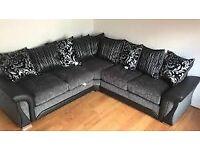Brand new Shannon Corner sofa cash on delivery