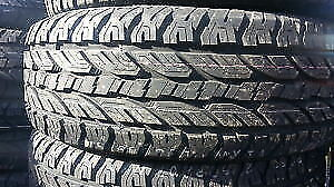 LOWER PRICES THEN LAST YEAR ON ALL TERRAIN TIRES!!