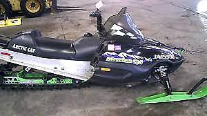 looking for parts 2001 arctic cat mountain cat 800