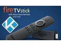 AMAZON FIRE TV STICK - KODI KRYPTON 17.2 (ALEXA VOICE REMOTE)