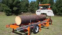 Portable Sawmilling Company/Tree Removal