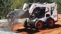 MACHINE OPERATOR VERY SKILLED BOBCAT AND EXCAVATOR SERVICES