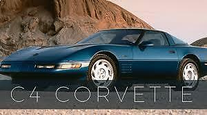 WANTED!!!!!!! C4 CORVETTE project up to $4500