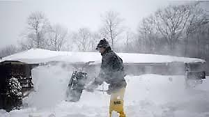 Affordable Snow Removal $30-$40 Per Visit-Monthly-Seasonal-K/W