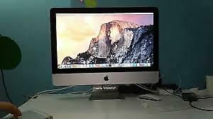 "iMac 27"", Mid 2010, 3.2 Ghz i3, 8 GB RAM, 1 TB Apple Hard Disk"