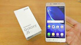Samsung galaxy j5 2016 model 16gb unlocked boxed