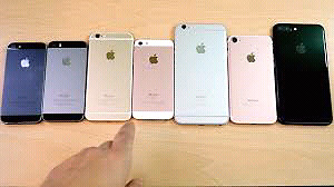 Buying ALL IPhone's 5/5s/6/6s/6+/7/7+