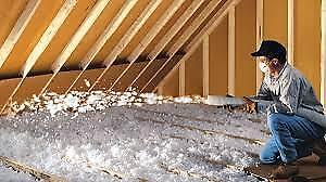 *** ALMOST FREE ATTIC INSULATION ***LIMITED TIME ONLY CONTACT US