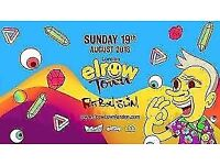 Elrow Ticket for sunday 19Aug