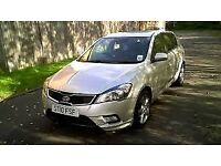 Genuine 2009-2013 Kia ceed (offside) drivers front/rear doors (silver)