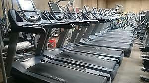 Precor 885 Commercial Treadmill with P80 console