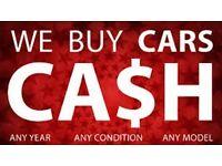 We buy any cars Scrap cars mot failures scrap cars and motorbikes
