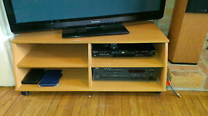IKEA Beech Veneer TV/Media Stand