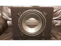 Infinity Subwoofer in Phase 1200 watt