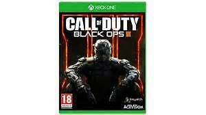 LOOKING FOR A COPY OF BLACK OPS 3 FOR XBOX ONE