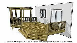 Renovations, Deck Repairs, We Do It all and No jobs to small