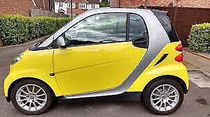 2015 Electric Smart fortwo