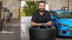 Tires Installed and Balanced $9.99 Plus tax