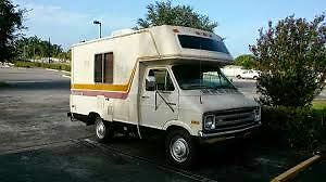WANTED SMALL MOTORHOME Prince George British Columbia image 1