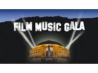 Tickets: 2 tickets to the Royal Philharmonic Orchestra, Film Music Gala at The Royal Albert Hall