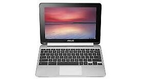 ASUS C100PA 10.1 inch Chromebook Flip (4GB RAM TOUCHSCREEN LAPTOP)