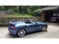 Automatic Convertible Crossfire SRT 6 AMG Mercedes engine RARE STUNNING CAR