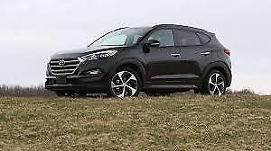 2016 Hyundai Tucson SUV, Crossover