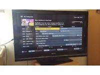 Sony KDL40W5810 40 Inch LCD TV with Freesat
