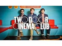 Two Door Cinema - 3 x Standing Tickets for £75