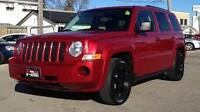 2010 jeep patriot limited north edition