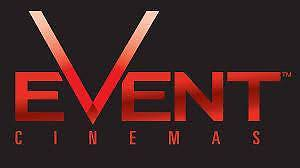 EVENT CINEMAS Movie Tickets in Large Numbers for sale Parramatta Parramatta Area Preview