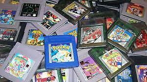 Looking for Gameboy games
