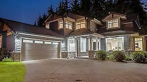 1Bdrm-large and gorgeous basemen (North Vancouver)