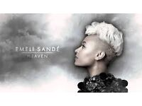 TICKETS TO SEE EMELI SANDE @ O2 ACADEMY LEEDS ON 22 MARCH