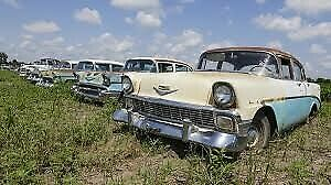 Classic Cars – Rust Repair Services Offered!
