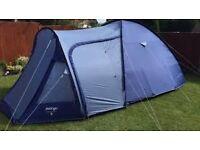 Vango Venture 500 5 Man Tent. Very Good Clean Condition. 2000 Head.